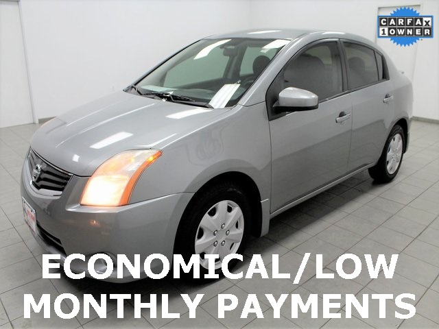 Pre-Owned 2012 Nissan Sentra 2.0