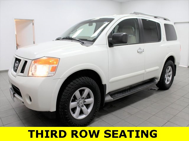 Pre-Owned 2013 Nissan Armada SV
