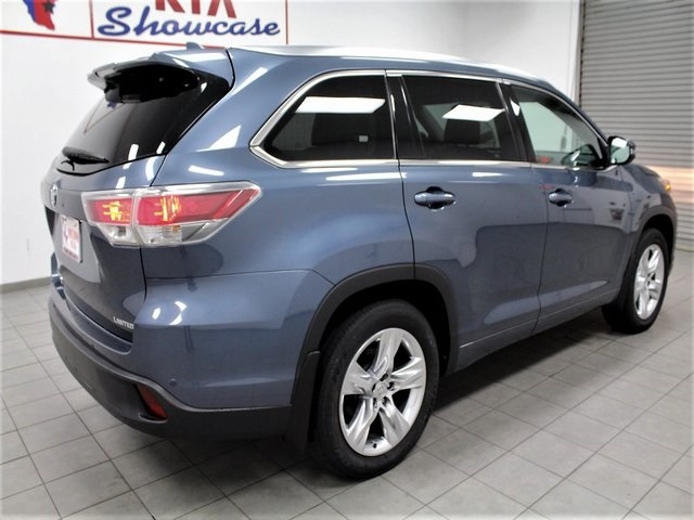 Pre-Owned 2014 Toyota Highlander Limited