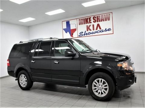 Pre-Owned 2012 Ford Expedition EL Limited