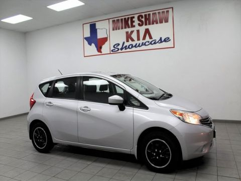 Pre-Owned 2016 Nissan Versa Note S Plus