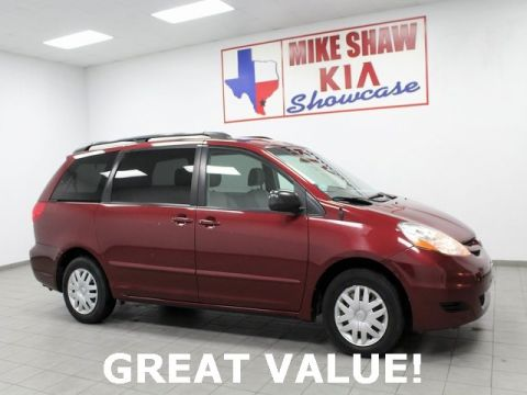 Pre-Owned 2008 Toyota Sienna CE