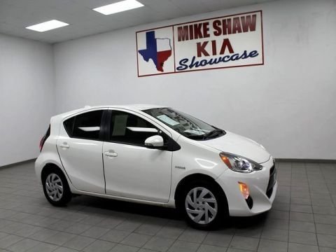 Pre-Owned 2015 Toyota Prius c Three