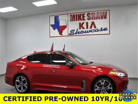 Certified Pre-Owned 2020 Kia Stinger GT1